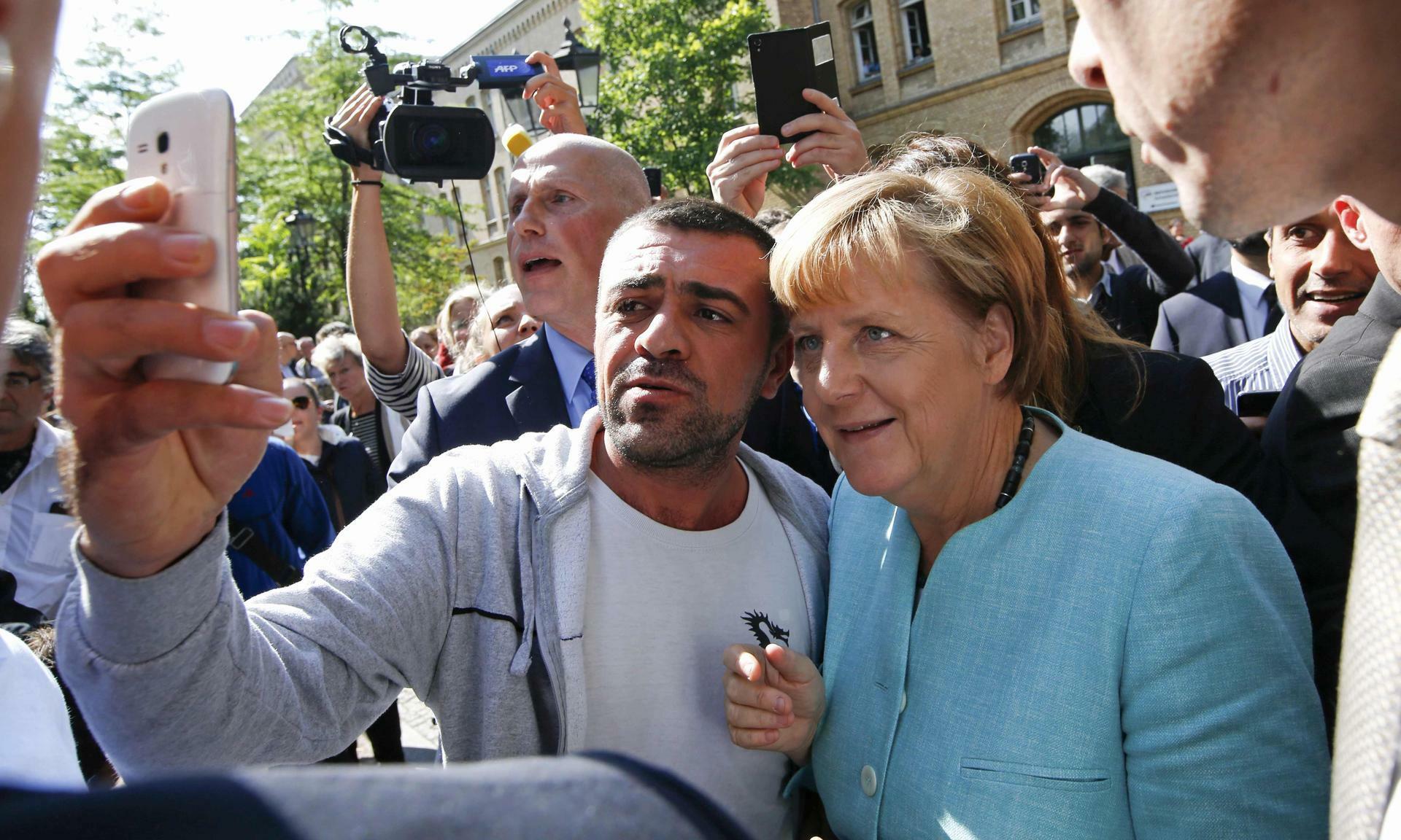 Angela Merkel: Die Kanzlerin gibt den Deutschen, was sie wollen