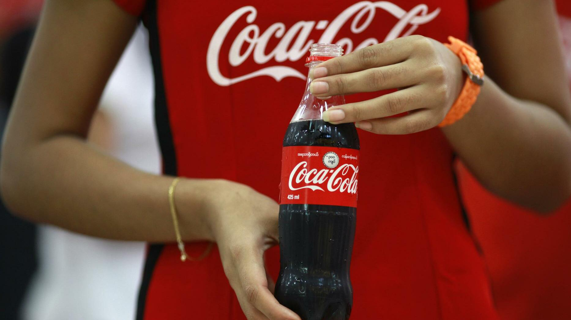 Coca-Cola Quelle: REUTERS