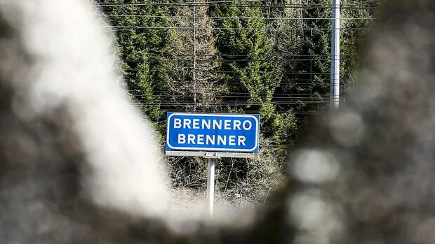 Brenner-Alpenpass Quelle: REUTERS