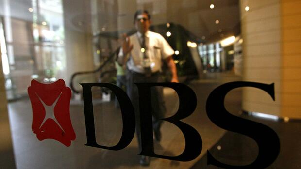 DBS-Bank Quelle: REUTERS