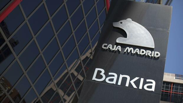 Bankia Quelle: REUTERS