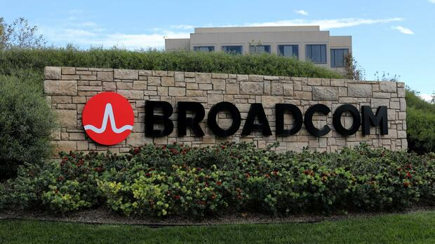 Broadcom Quelle: REUTERS