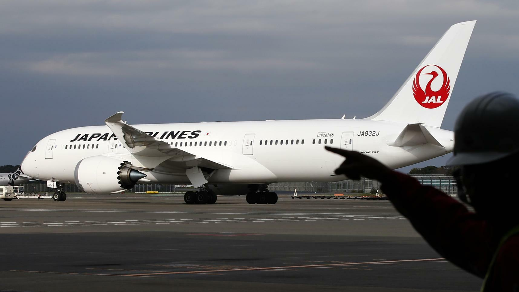 Japan Airlines Quelle: REUTERS
