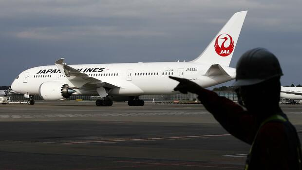 Japan Airlines (JAL) Quelle: REUTERS