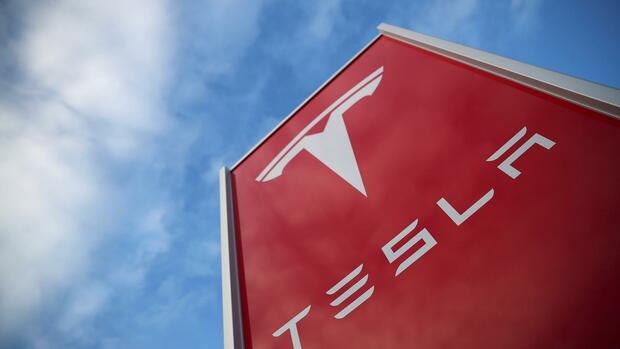 Tesla Quelle: REUTERS