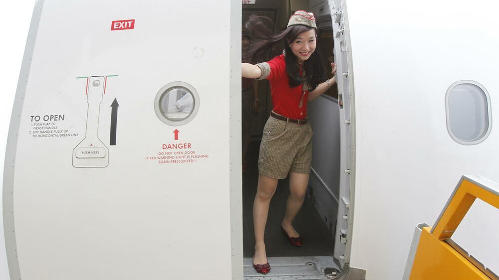 eine stewardess packt aus zehn dinge die sie noch nicht. Black Bedroom Furniture Sets. Home Design Ideas