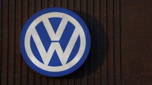 VW-Logo Quelle: REUTERS