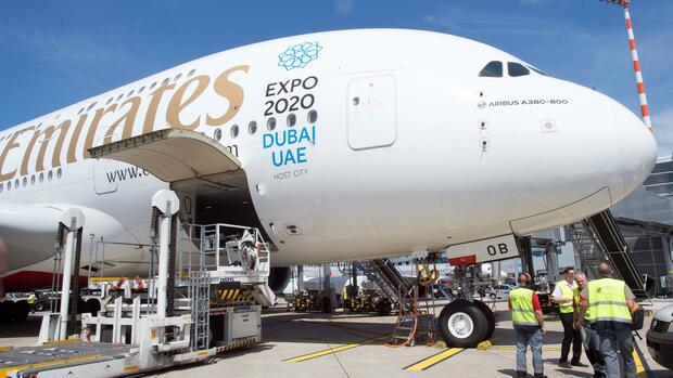 Airbus-Chefverkäufer deutet Aus für Superflieger A380 an