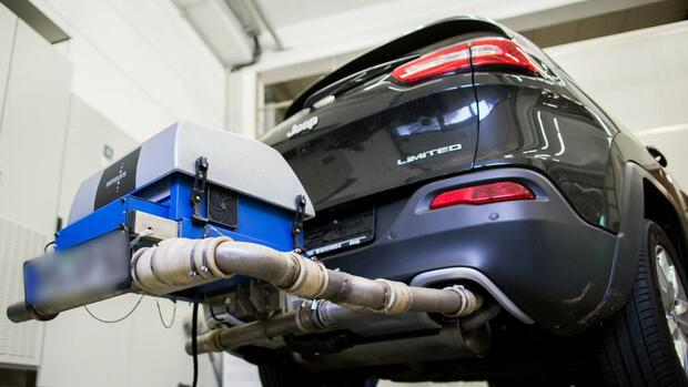Kraftfahrt-Bundesamt baut eigene Abgas-Prüftechnik auf