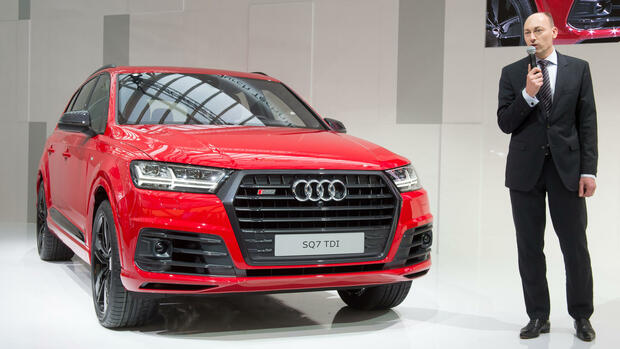 Audi: Entwicklungsvorstand Stefan Knirsch soll Posten räumen