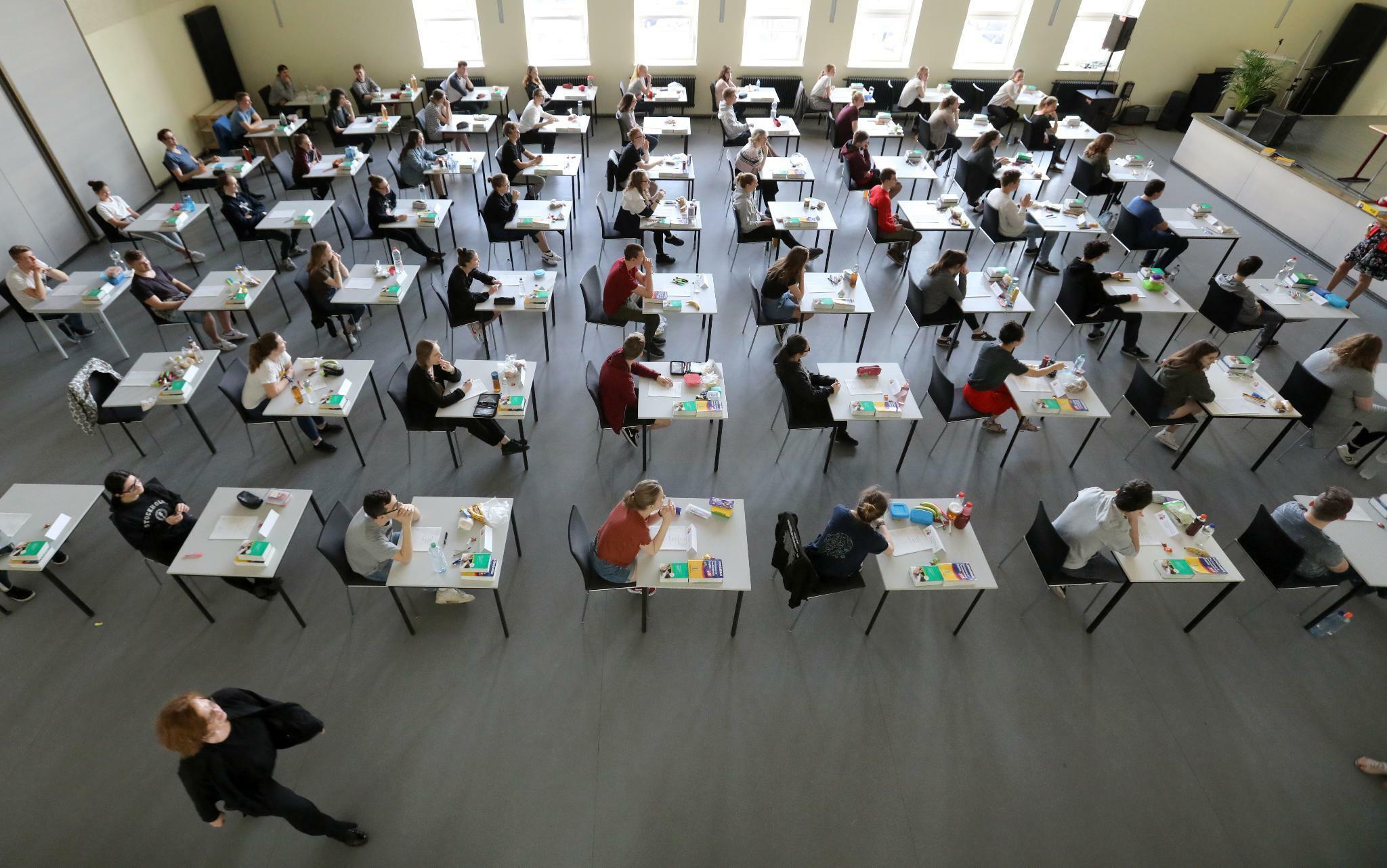 Abiturprüfungen: Immer mehr Schüler fallen durch das Abitur