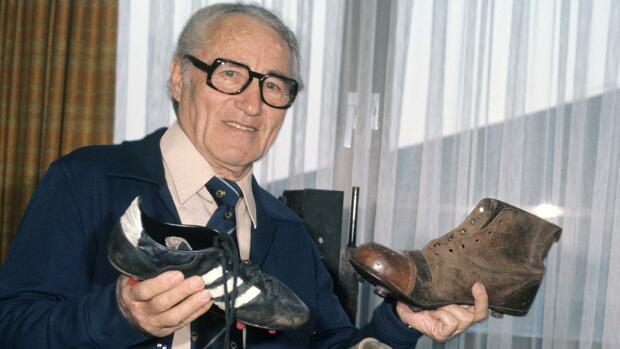 Adidas wird 70 Jahre alt: Der Schuster mit den drei Streifen