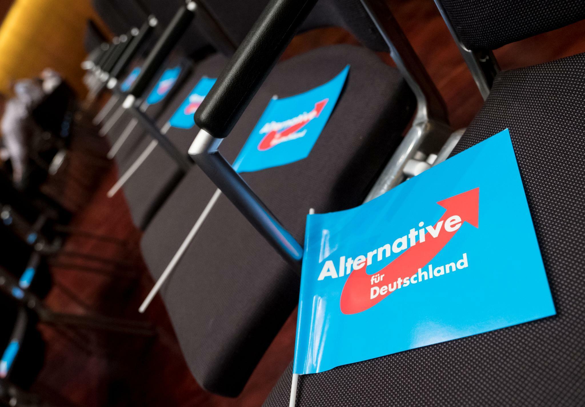 Verfassungsklage: Thüringer Verfassungsgericht weist Prüffall-Klage der AfD ab