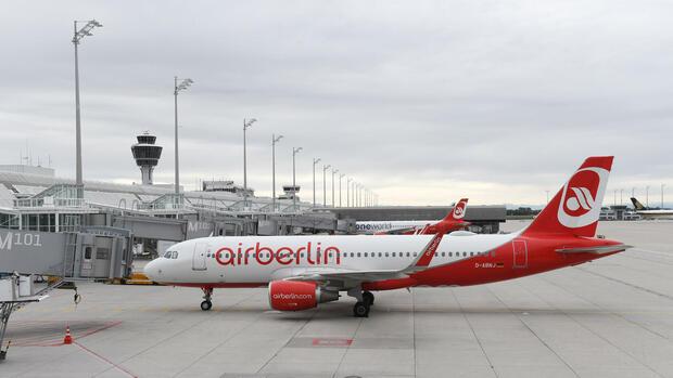 air berlin quelle dpa - Lufthansa Bewerbung Pilot