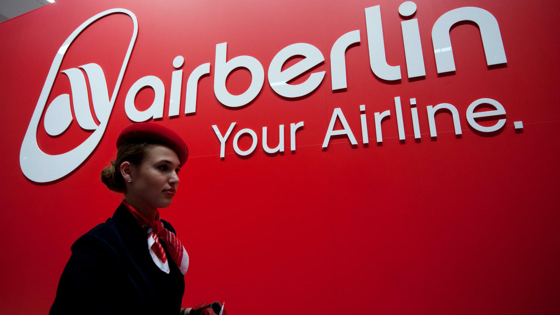 Air Berlin Quelle: dapd