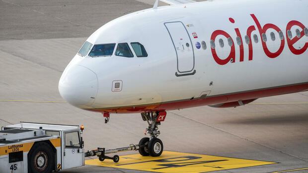 Flughafenverband setzt auf Bürgschaft für Air Berlin