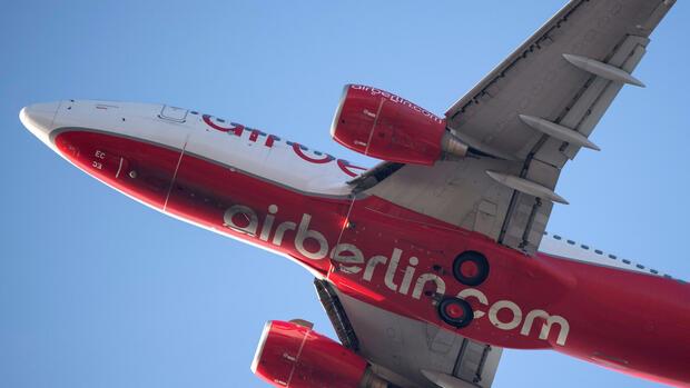 EU-Wettbewerbshüter genehmigen Millionen-Kredit für Air Berlin