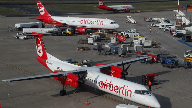 Air Berlin stellt Karibik-Flüge ab Düsseldorf ein