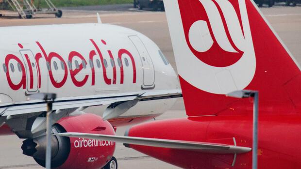 Verhandlungen über Auffanggesellschaft: Air Berlin drückt bei Transfergesellschaft aufs Tempo
