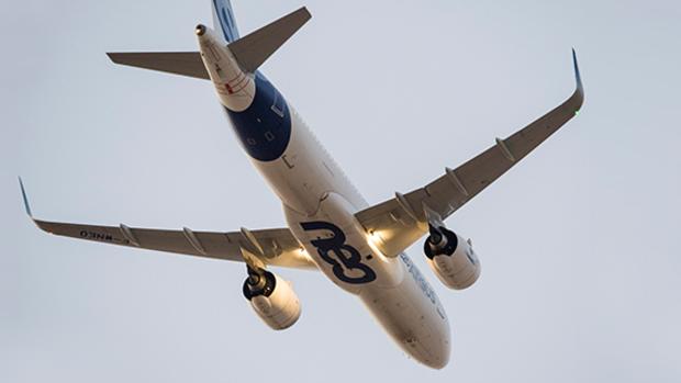 2018 will Airbus 800 Flugzeuge ausliefern