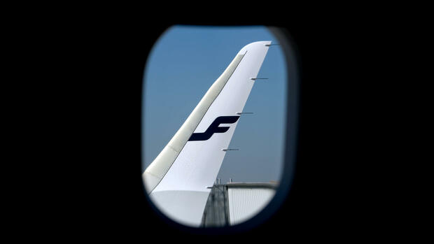 Finnair Quelle: dpa