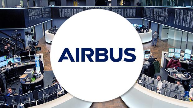 Airbus Aktienkurs