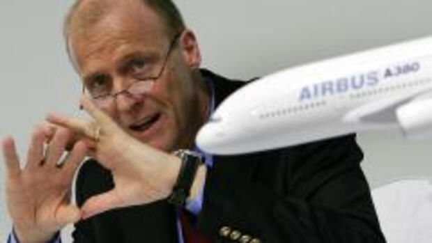 Airbus-Chef Thomas Enders Quelle: AP