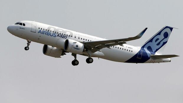 Airbus leidet unter Verzögerungen beim A320neo