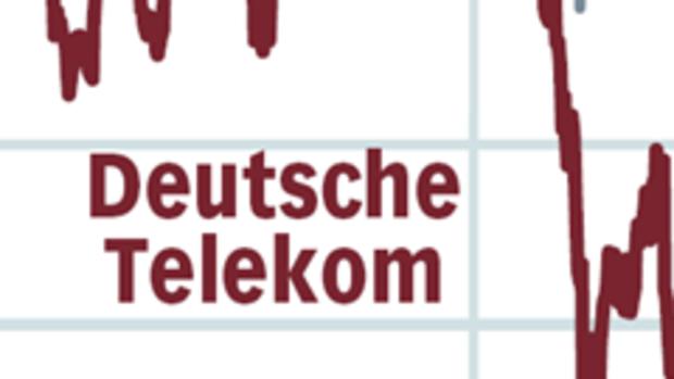 Deutsche Telekom Telekom Chef Obermann Steht Mit Dem Rücken