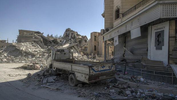 Al-Rakka in Syrien: Militärbündnis erklärt komplette Befreiung von IS-Hochburg