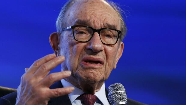 Alan Greenspan Quelle: REUTERS