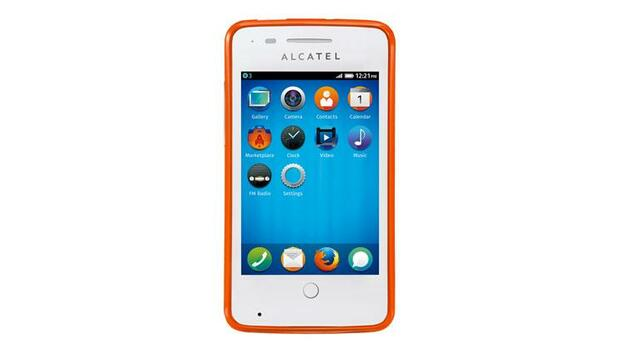 Alcatel OneTouch Fire Quelle: Presse
