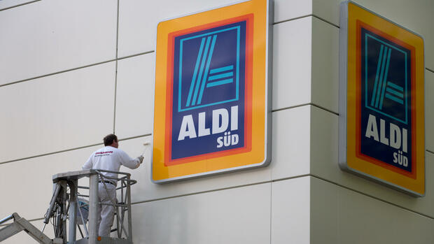 Aldi expandiert nach China. Quelle: dpa