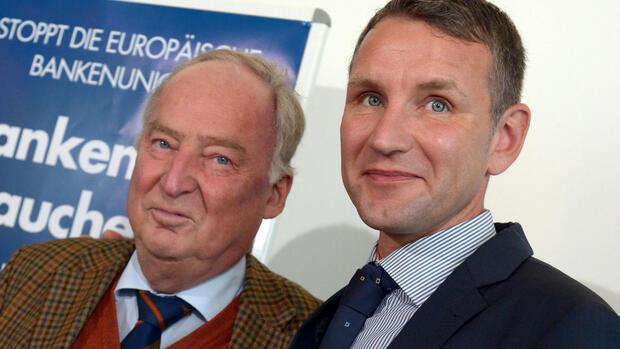 Afd Machtkampf Gauland Schlagt Hocke Fur Bundestag Vor