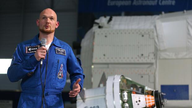 Erster Deutscher wird ISS Kommandant