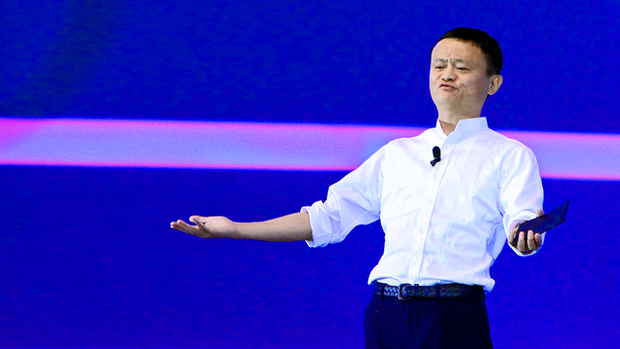 Das Riesenreich des Jack Ma. Quelle: Getty Images