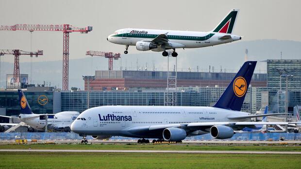 Auch Easyjet hebt den Finger für Teile von Alitalia