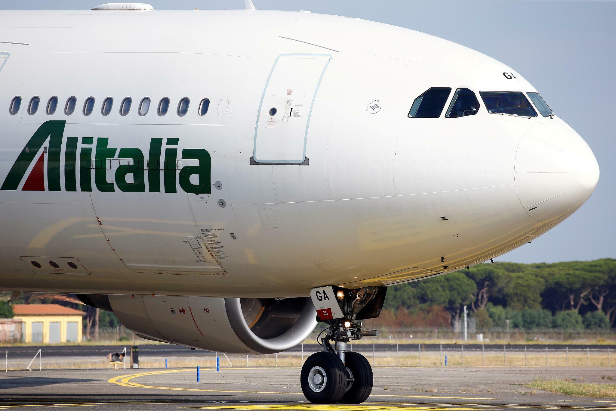 Fluggesellschaft: Atlantia erteilt Konsortium für Alitalia-Rettung Absage