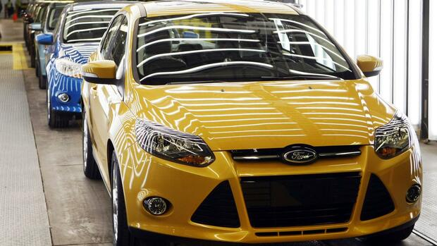 Ford Focus Quelle: Reuters