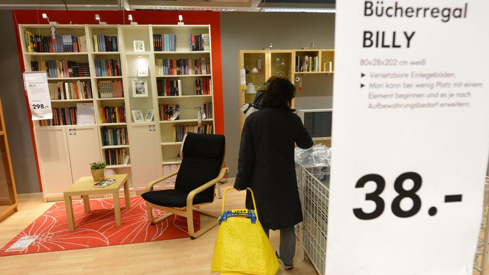 schwedisches m belhaus zehn fakten zu ikea. Black Bedroom Furniture Sets. Home Design Ideas