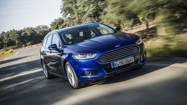 Auch ein Ford-Modell wird auf illegale Abgastechnik geprüft