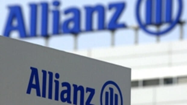 Allianz-Logo Quelle: dpa