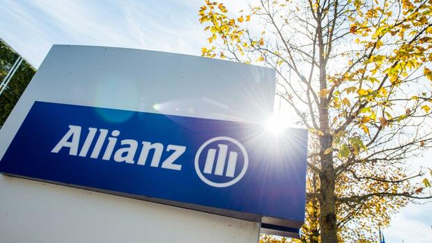 Allianz Quelle: dpa