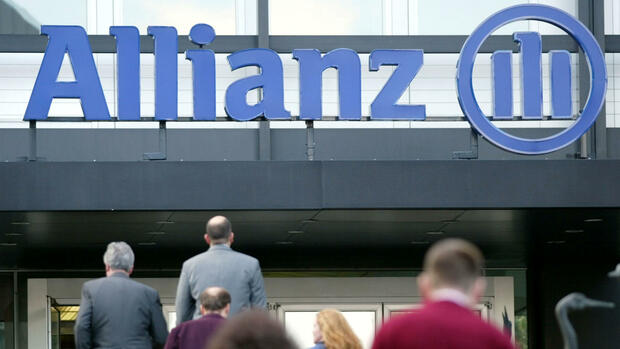 Allianz Quelle: AP
