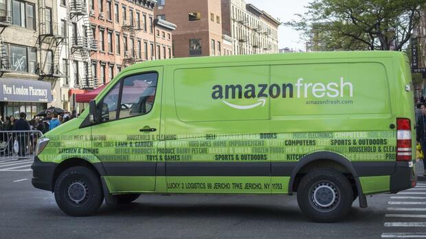 Amazon fresh startet in Kürze in Berlin