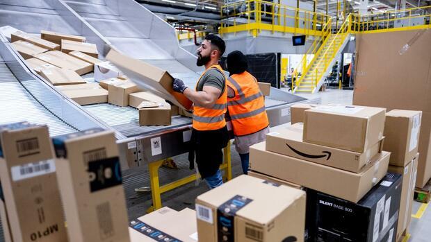 """Amazon """"Prime-Day"""": Verdi ruft zu Streiks zum Aktionstag auf"""