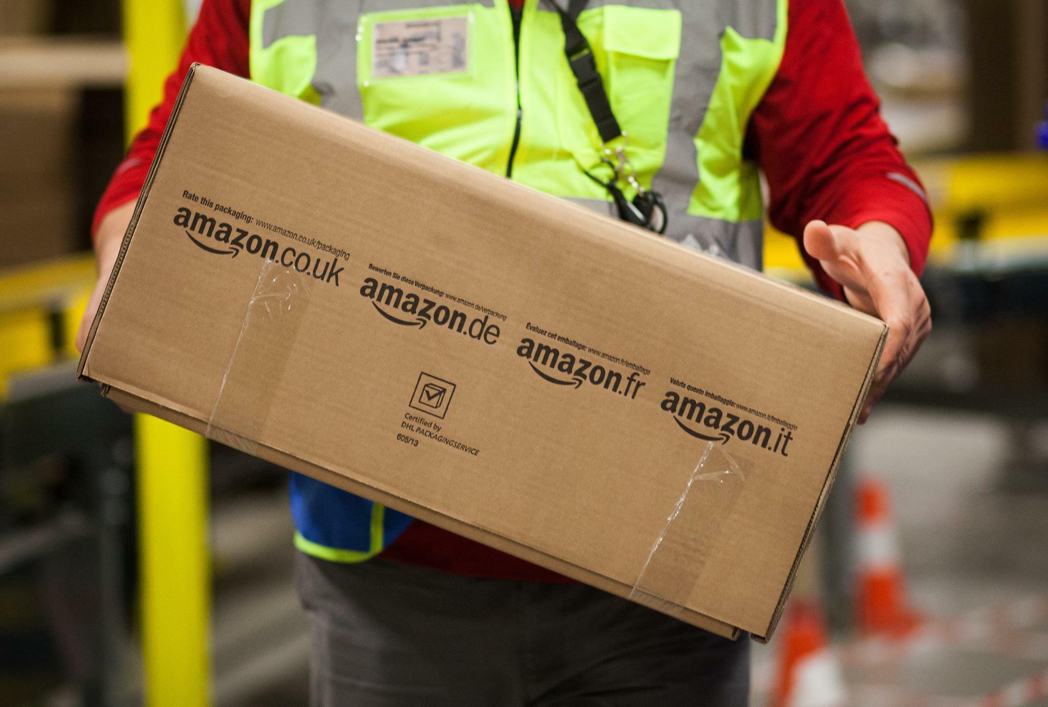 Amazon: Online-Händler testet neue Versand-Option