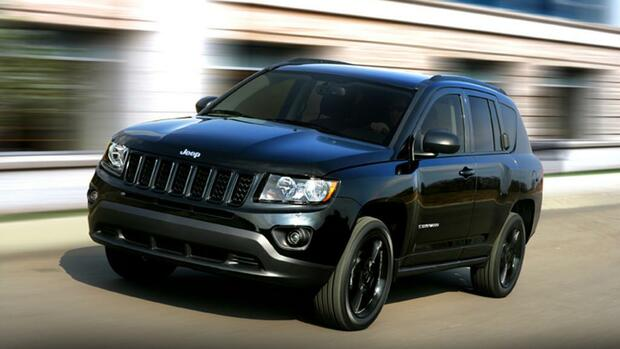 Jeep Compass Quelle: Fiat
