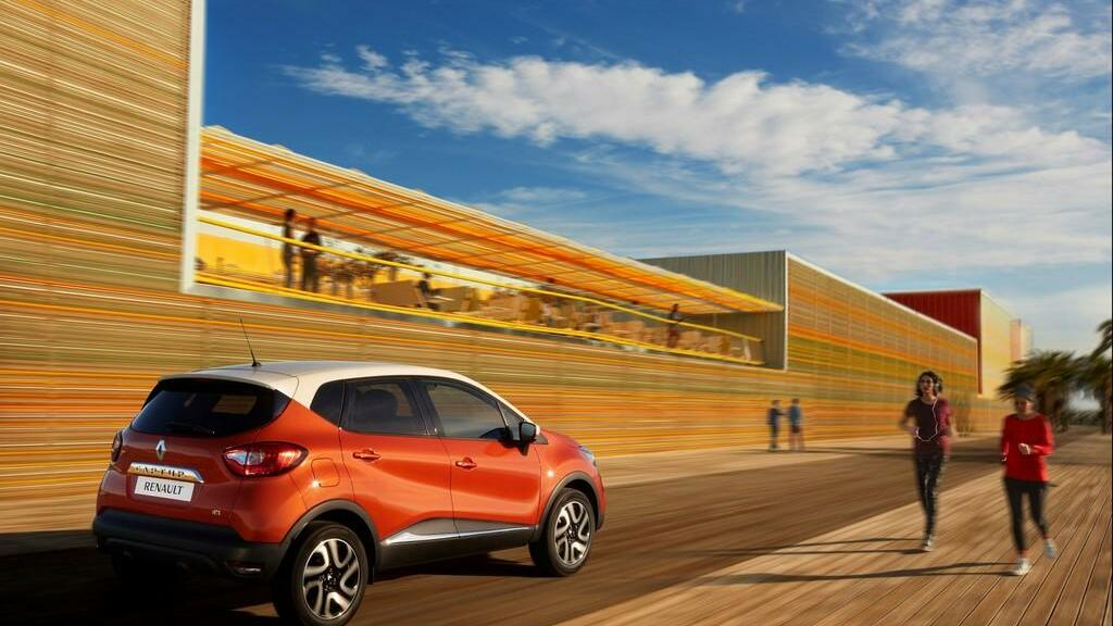 Renault Capture Quelle: Presse