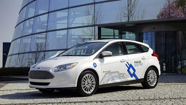 Ford Focus Electric Quelle: Ford